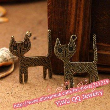 33mm Antique Bronze Charms Birds Cage Pendant,Alloy Necklace and Bracelet Pendant