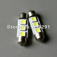 festoon/C5W  36mm 39mm 41mm  3SMD 5050 12V DC led lights car1