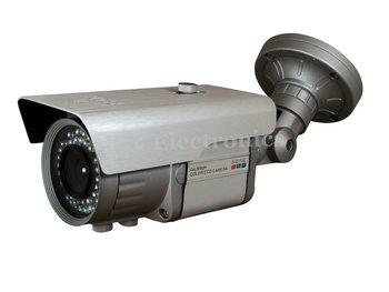 "700TVL 1/3"" Sony CCD IR Varifocal lens 2.8-12mm IR Outdoor Camera TF40N, 42PCS IR LED, 40M Night Vision, Free shipping"