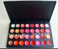 32 full color makeup palette professional comestics set lip gloss Lipsticks Gorgeous wholesale