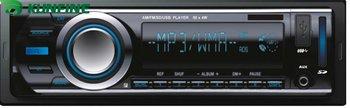 Cheap Shipping!Car MP3 Player one DIN FM Transmitter for USB/SD/MMC/Slot With remote controller KF-915U+ 1 year warranty KF-915U