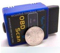 ELM327 V1.5 Mini Bluetooth ELM 327 OBDII OBD-II OBD2 Protocols Auto Diagnostic Scanner Tool free shipping