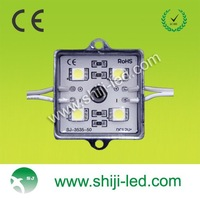 Metal case 4pcs SMD LED 5050  waterproof &Non-waterproof  module CE and RoHS .DHL shipping
