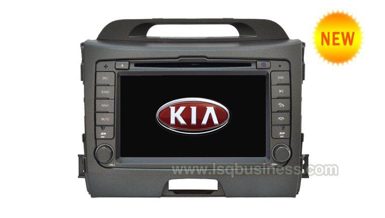 2 Din 7 inch Kia sportage car dvd player with dvd/cd/mp3/mp4/bluetooth/ipod/radio/tv/gps/3g! wince 6.0 system! 2010-2011(China (Mainland))