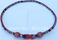 Free Shipping 100PCS/Lot US University NCAA South Carolina Gamecocks Necklaces 27 teams for Choice Custom Size