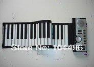 61 key piano, hand-rolled,Folding keyboard