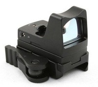 QD Mini Manual On / Off Auto Brightness Red Dot Sight Free shipping