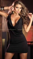 FREE SHIPPING! New Arrivals Sexy Dress+G-string, Lovely Sexy Lingerie,Sexy Costume, One Size,Factory Price,UN031-3