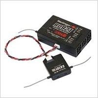 JR RD921 9CH 2.4G DSM2 Receiver New[China formal agent---zhenxin hobby]