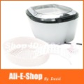 Stainless Steel Ultrasonic Cleaner for Clean Discs such as CDs, VCDs, DVDs