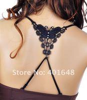Free shipping~fashion Bra Strap, Butterflies Bra Strap,Underwear accessories