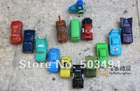Free Shipping High Quality PVC NEW 14 pcs Pixar Car Figures Full Set for Gift Retail