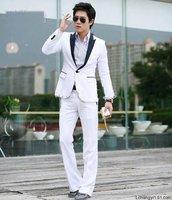 White Men Suit Suits Boy Suit Boy Suits Men Suit Dress White Different Style Custom Made