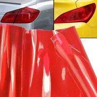 "Hight Quality Auto 12"" x 48""Car Smoke Fog Light Headlight Taillight Tint Vinyl Film Sticker 3711"