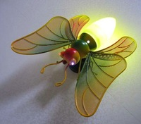 E27 base Children's cartoon lamps,Insect art wall lamp,Little Bee lights, Modern indoor wall light for home