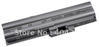 New 4400mAh OEM battery for Sony VGP-BPS12, VAIO VGN-Z11, VGN-Z15/B, VGN-Z17/B, VGN-Z19N/B, VGN-Z21XN/B, VGN-Z25/B, VGN-Z27/B