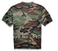 Free Shipping New Arrival Summer Camouflage T-shirt   Short SleevesT-shirt  CP T-shirt /Jungle digital T-shirt