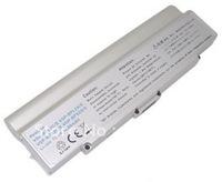 New OEM 6600mAh  battery for Sony VGP-BPL20 BPS20/S VAIO VPC-Z118GX/S VPC-Z119L  VPC-Z119R/S  VPC-Z125GX/S