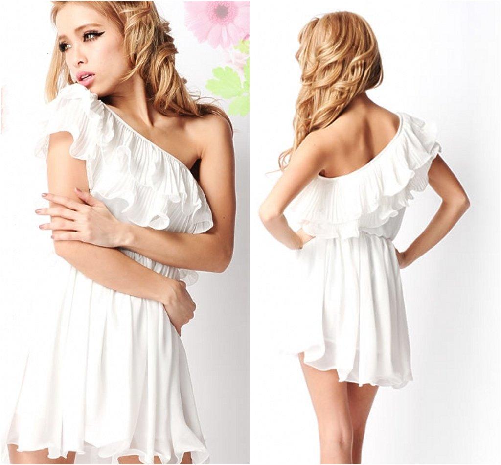 Cute Cheap White Dresses