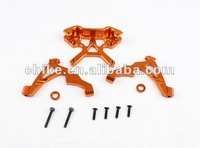 CNC Front Head for 5B/5T/5SC - Orange, Silver, Titanium - 85187