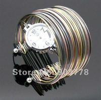 Dropshipping 40pcs/lot wholesale,special bracelet design, precise quartz movement,model of EY-WHSQJY001 lady quartz watch