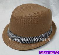 смешанный порядок, 25pcs женщины и мужчины лето Мода твердых плоский хлопок отдыха мягкая фетровая шляпа
