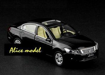 [Alice model]1:32 Black Honda Accord sedan alloy metal Sports Super Luxury racing car bus jeep Truck vehicles models