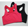 Women yoga fitness sports bra tank basic vest   Seamless  Genie The Comfortable and Functional Fashion Bra  V167