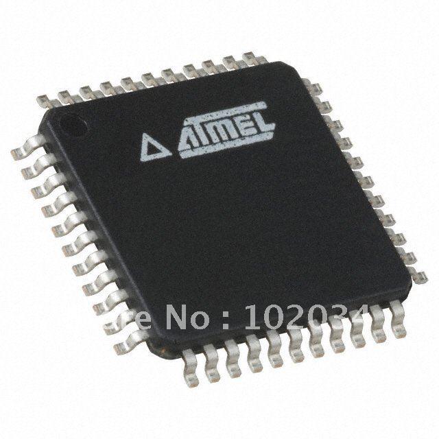 100% NEW ATMEL ATMEGA16 MEGA16 AVR MCU 16K 16MHZ 5V 44TQFP IC (ATMEGA16-16AU)(China (Mainland))