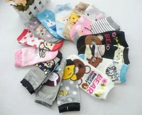 Wholesale Cartoon socks / Lovely socks (Long Size) Many Designs / free shipping