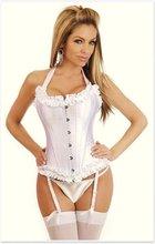 corset Sexy lingerie White