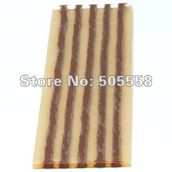 Free Shipping 25pcs/ Lot Car Bike Truck Van Tubeless Tire Tyre Puncture Repair  Strip Sealer