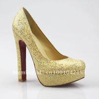 Туфли на высоком каблуке марка