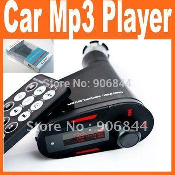 Free shipping  hot Car Mp3 Player 1pcs best cheaper