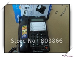 Hotel / Office Caller ID telephone / analog phones / handsets for PBX / PABX system / telephone switch(China (Mainland))