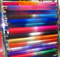 Beautiful Gradual Color 100%  Pure Silk Chiffon Fabric Material for Dress