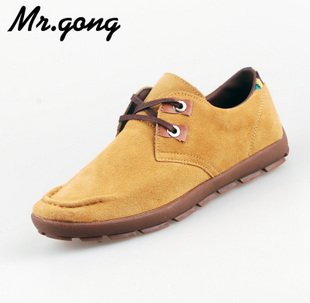 2012New   men'S   Business SHOES genuine  leather shoes /Casual shoes/business work office career shoes  size:39-44*****jh64