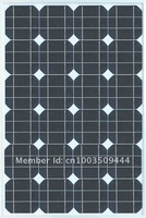 Wholes Monocrystalline silicon pv solar module 40W