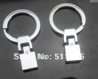 Wholesale 20pcs 8mm key chain clasp charms DIY accessories fit 8mm band