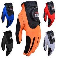 High elasticity men's golf gloves summer magic gloves left-handed,free shipping