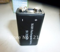 high quality and good price NI-MH 9v Battery NI-MH rechargeable Battery 9v 120mAh