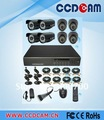 8channel D1 dvr kit (With Hard driver), 3G mobile surveilance dvr camera kit.600tvl indoor and outdoor camera cctv kit.