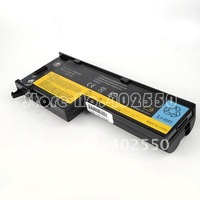 Free shipping by HK POST, laptop battery for IBM LENOVO ThinkPad X60 X60S X61 X61S 2200MAH 4 cells