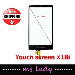 Star X18i touch screen 100% new for replacement touch panel for X18i free shipping Airmail HK(China (Mainland))