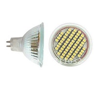 Special Offer! 15pcs/lot 12V MR16 SMD 60 LED Warm White Light /DAY White Light Lamp Bulb Wide Degree Free Shipping