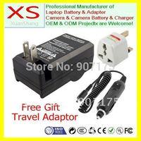 New K8500 charger for Kodak KLIC-8000 battery for EasyShare Z1012, Z1085, Z1485, Z612, Z712, Z812, Z885, Zx1