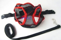 1pcs/lot small Dog Harness vest free leash included, pet products, pet favorite, pet accessory