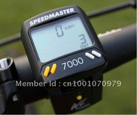 Wireless LCD Cycling Bike Bicycle Computer Odometer Speedometer with English User Manual