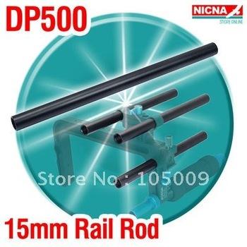 Fotga DP500 15mm Diameter 20cm Handle Rail for C-shape Cage Bracket Rod Support