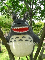 "STUDIO GHIBLI 21"" ROAR TOTORO PLUSH DOLL NEW TOY"